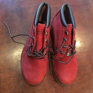 Timberland chucker boot